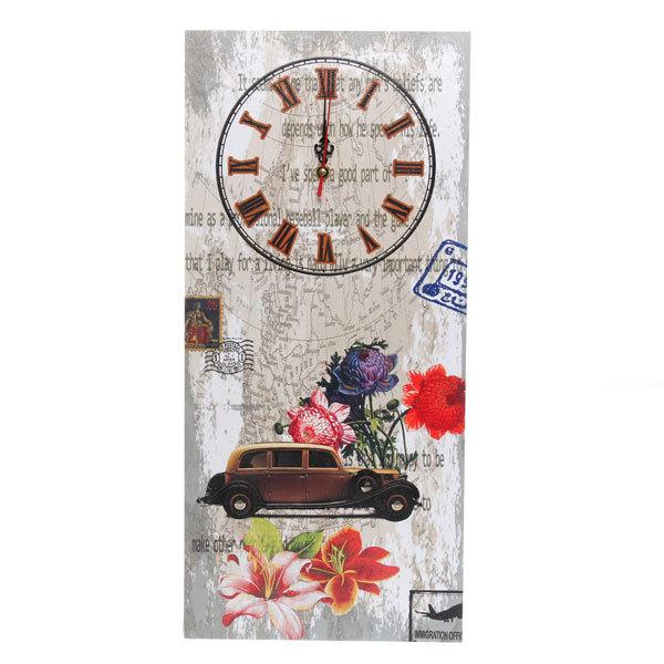 Часы настенные 54х25см 505 купить оптом и в розницу