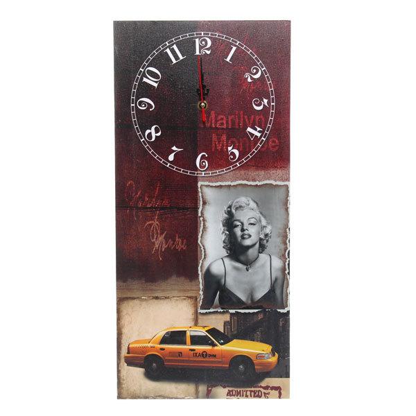 Часы настенные 54х25см 501-31 купить оптом и в розницу