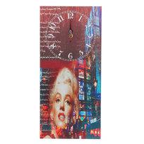 Часы настенные 54х25см 501-16 купить оптом и в розницу