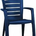 Стул LARISA Curver синий купить оптом и в розницу