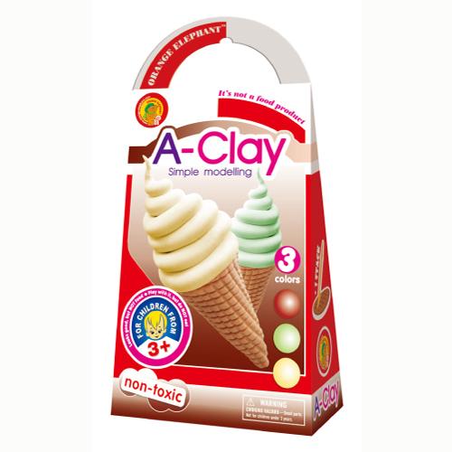 Набор ДТ Пластилин Сумочка Мороженое 24854/OE-C/iC купить оптом и в розницу