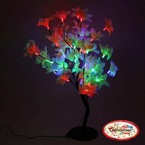 Световое дерево LED 78 см, ″Лилия″ RG(красный, зеленый) купить оптом и в розницу