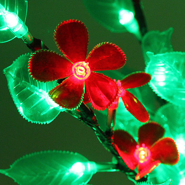Световое дерево LED 75 см, ″Сакура″ RG(красный, зеленый) купить оптом и в розницу