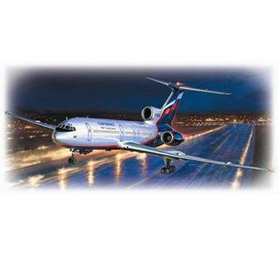 Сб.модель П7004 ПН Самолет ТУ-154М купить оптом и в розницу