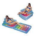 Матрас пляжный 198*94 см кресло Intex (58870) купить оптом и в розницу