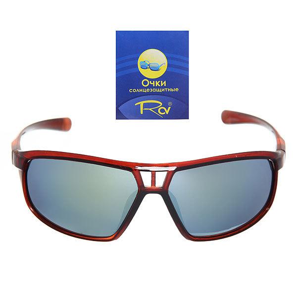 Очки солнцезащитные, стиль спортивный ″SPORT-2016″, цвет бордовый купить оптом и в розницу