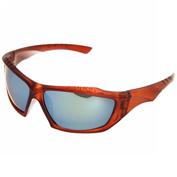Очки солнцезащитные, стиль спортивный ″SPORT″, оправа глянцевая, цвет микс купить оптом и в розницу