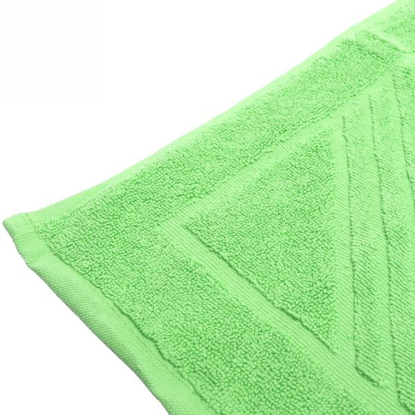 Махровое полотенце для ног 50*70см салатовое купить оптом и в розницу