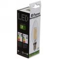 Лампа светодиод.филамент СВЕЧА 5Вт E14 4000K белый LB-58 Feron купить оптом и в розницу