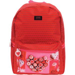 Рюкзак школьный PROFF Hearts 38*32*18 см 1отд.1карм. купить оптом и в розницу