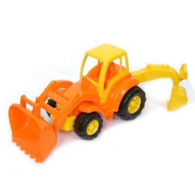 Трактор Чемпион с ковшом и лопатой 0513 П-Е /8/ купить оптом и в розницу