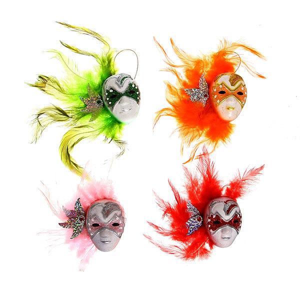 Магнит из полистоуна ″Карнавальная маска″ купить оптом и в розницу