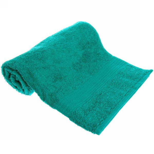 Махровое полотенце 50*90см морская волна ЭК90 Д01 купить оптом и в розницу
