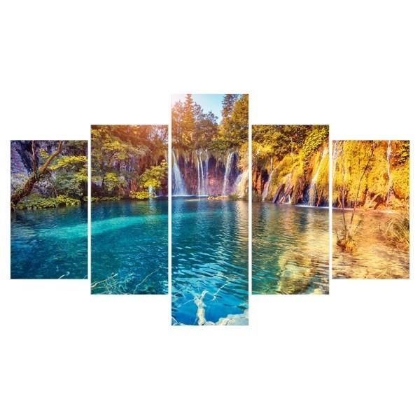 Картина модульная полиптих 75*130 Природа диз.23 68-02 купить оптом и в розницу