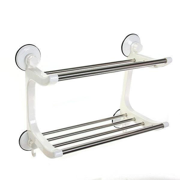 Вешалка для полотенец SQ-1804 на присосках купить оптом и в розницу