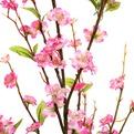 Цветок искусственный 120см ветка Яблонька купить оптом и в розницу