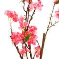 Цветок искусственный 130см ветка Цветущая Яблоня купить оптом и в розницу