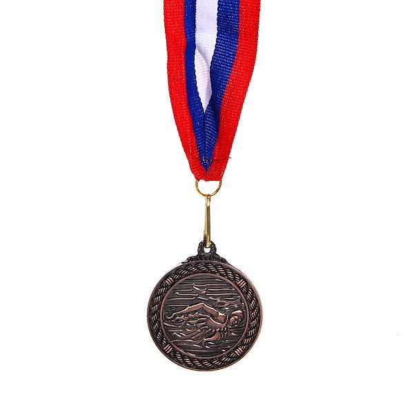Медаль ″Плавание″ - 3 место (4,5см) 179 купить оптом и в розницу