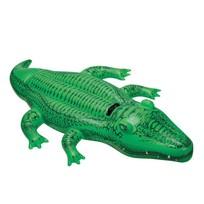 Игрушка для плавания верхом 168*86 см Крокодил Intex (58546) купить оптом и в розницу