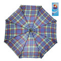 Зонт мужской полуавтомат ″Классика″ клетка, 8 спиц, d-95см купить оптом и в розницу