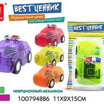 """Машина инерц. 100794886 Полиция BEST""""ценник купить оптом и в розницу"""