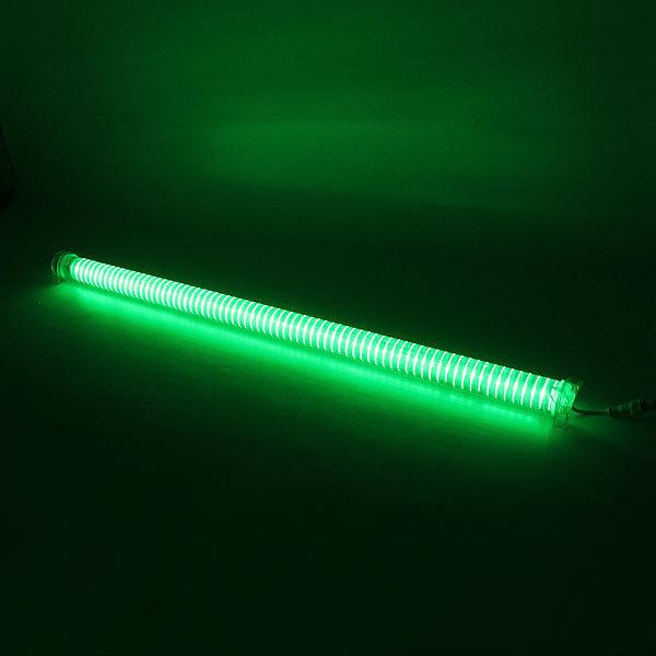 Трубка светодиодная 1м, 90 ламп LED, зелёный купить оптом и в розницу