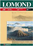 Бумага фото А4, 230г/м, Lomond, глянцевая, односторонняя, 25л. купить оптом и в розницу