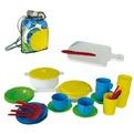 Набор посуды в рюкзаке У523 /18/ Акция1 купить оптом и в розницу