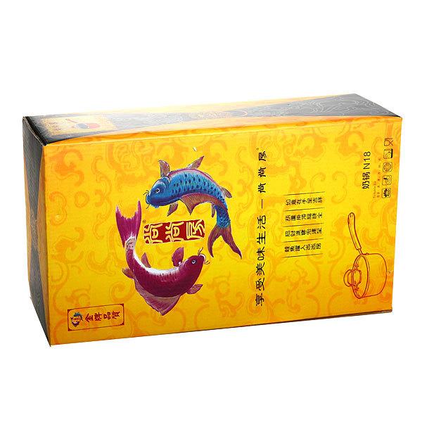 Ковш металлический 1,5 л 18 см с антипригарным покрытием, индукционным дном купить оптом и в розницу