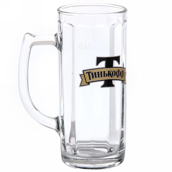 Кружка пивная 500мл ″Пиво″ 1 купить оптом и в розницу