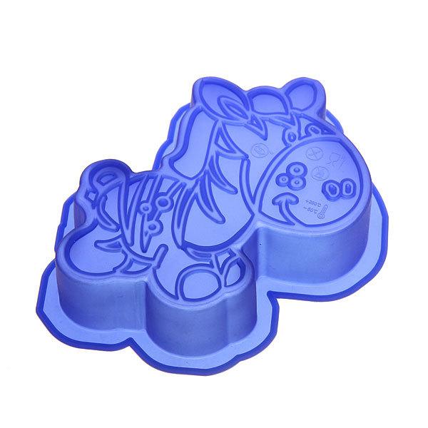 Форма для выпечки силиконовая ″Лошадка″ купить оптом и в розницу
