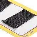 Зажим-невидимка для волос резная 30шт 4,5см 020-2 купить оптом и в розницу