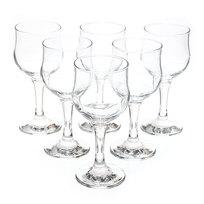 Набор бокалов для белого вина 6шт 200мл ″Тулип″ 44167B купить оптом и в розницу