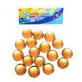 Украшение декоративное стеклянные шарики для дизайна ″Медовая фантазия″ 100гр d16 купить оптом и в розницу