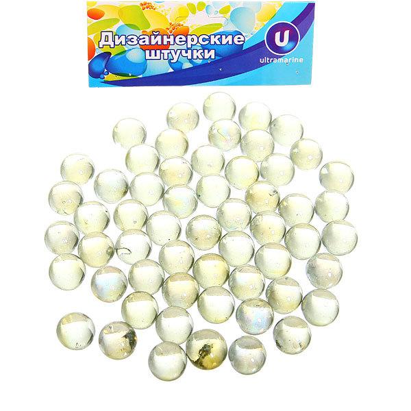 Стеклянные камушки для дизайна ″Утренняя роса″ 100гр d11 купить оптом и в розницу
