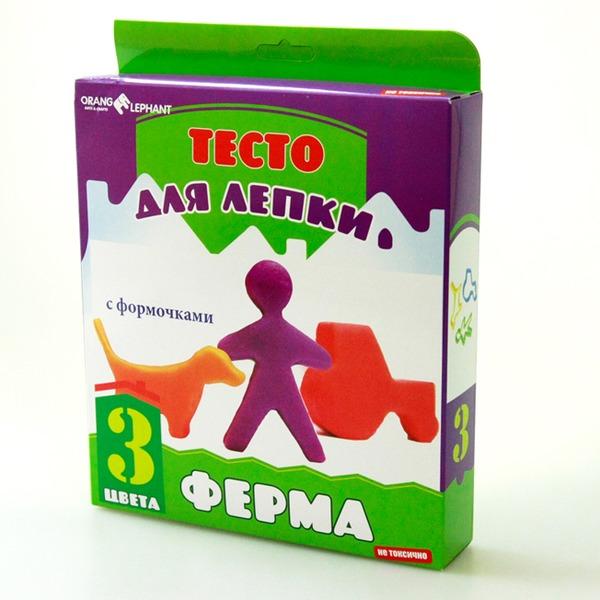 Набор ДТ Тесто для лепки со штампиками 20673/MD/AS купить оптом и в розницу
