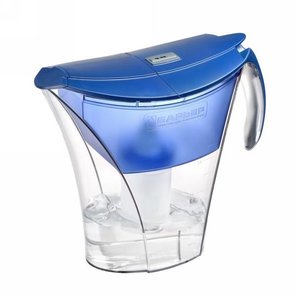 Фильтр для воды Барьер СМАРТ 3,5 л синий купить оптом и в розницу