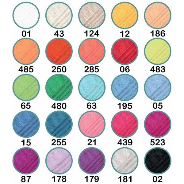Пряжа для вязания Весенняя цв.250 рябина 500г 5шт купить оптом и в розницу
