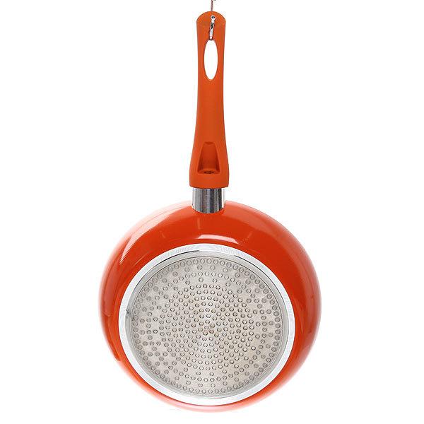 Сковорода ″Селфи-Ультра″ d-22 см 2,5 мм керамическое покрытие с силикон. ручкой купить оптом и в розницу