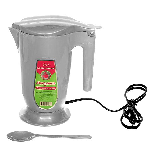 Чайник электрический Минутка 0,6 л купить оптом и в розницу