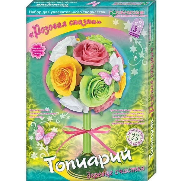 Набор ДТ Топиарий Розовая сказка 41-534АБ купить оптом и в розницу