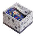 Кружка керамическая 300мл ″Цветы-2 ″ в коробке R5001-NE-1 купить оптом и в розницу