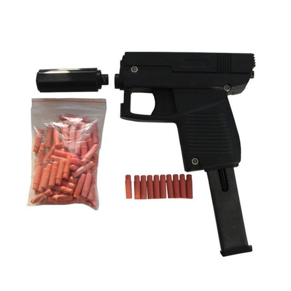 Пистолет 50004 Агент Плейдорадо /40/ купить оптом и в розницу