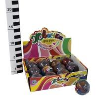 Жвачка для рук Мелкие пакости разноцветная шар Т58924 купить оптом и в розницу