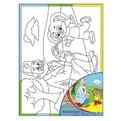 Набор ДТ Роспись по холсту Сказка для малышей Х-0313 купить оптом и в розницу