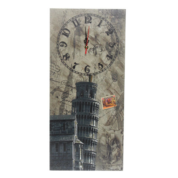Часы настенные 54х25см 501-28 купить оптом и в розницу