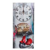 Часы настенные 54х25см 501-24 купить оптом и в розницу