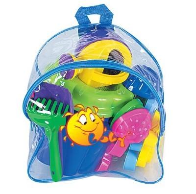 Песочный набор №168 в рюкзаке П-Е /10/ купить оптом и в розницу