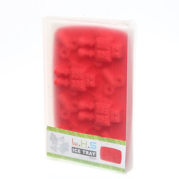 Форма для льда силиконовая ″Роботы″ в коробке купить оптом и в розницу