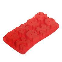Форма для льда силиконовая ″Черепа и кости″ в коробке ТМ09004 купить оптом и в розницу
